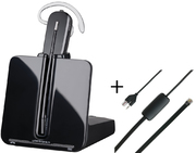 Plantronics CS540 Headset +APS-11 Bundle