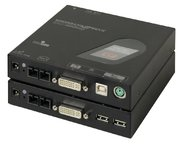 KVM Verstärker, DVI/HDMI, Fiber, 1 km