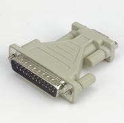 Adapter Maus DB9/f-DB25/m