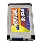 I/O-Karte 1x USB 3.0 ExpressCard, SLIM