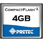 Pretec CF Card Standard, 4 GB