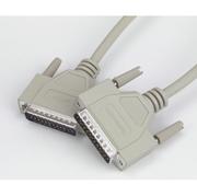 Verbindungskabel Sub-D-Kabel 25p m/m 1m