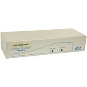 VGA-Splitter 1:8,300MHz,DB15HD,MultiSync