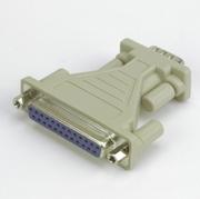 Adapter Maus DB9/m-DB25/f
