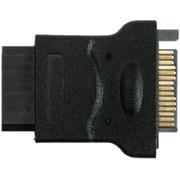 Adapter Strom SATA 15P/f ,8,9cm Laufwerk