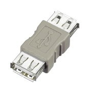 USB-GenderChanger Typ A/f-Typ A/f
