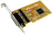 I/O-Karte 4x RS-232 Seriell, PCI