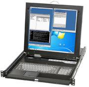 "KVM-Switch Rack-Konsole 43,2 cm (17"")"