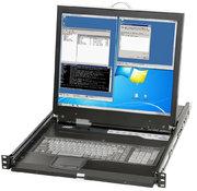 "KVM-Switch Rack-Konsole 48,3 cm (19"")"