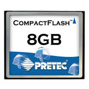 Pretec CF Card Standard, 8 GB