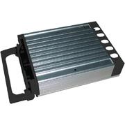 Wechselsystem Schublade SATA, schwarz