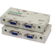 ARP VGA+Sound-Verstärker 150m + Splitter