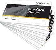 timeCard Chipkarten 10 (DES) ohne Lizenz