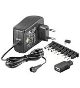 ARP Netzteil 3-12V DC, 1,5 A, 9 Plugs