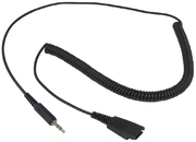 ARP Headset Kabel QD zu 3.5 mm Klinke
