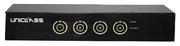 ARP KVM-Switch 1:4,USB 3.0, DisplayPort