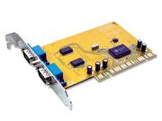 I/O-Karte 2x RS-232 Seriell, PCI