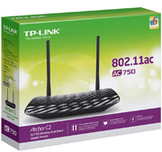 TP-LINK Archer C2 AC750 WLAN-Router