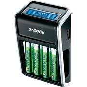 Varta LCD Plug Charger + 4xAA 2100mAh R2