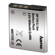 Hama Info-Chip Li-Ion-Akku DP 315 f Sony