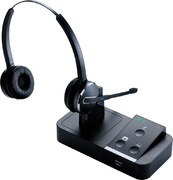 Jabra PRO 9450 Flex Headset duo