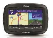 Garmin zumo 390 LM Navigationsgerät