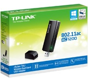 TP-LINK Archer T4U AC1200 WLAN USB-Stick