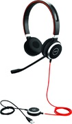 Jabra Evolve 40 MS Headset duo