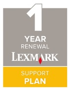 Lexmark 1Y OnSite Garantie