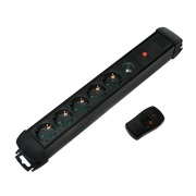ARP Steckdosenleiste 5x 1,5 m Remote s