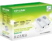 TP-LINK AV500+ Powerline 500Mbps 2er Kit