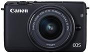 Canon M10 Kamera Kit schwarz
