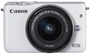 Canon M10 Kamera Kit weiß