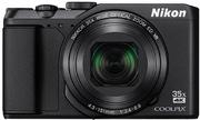 Nikon Coolpix A900 Digitalkamera schwarz