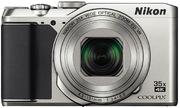 Nikon Coolpix A900 Digitalkamera silber
