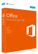 Microsoft Office Home & Student 2016 P2