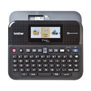 Brother P-touch D600VP Beschriftung