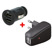 ARP Travelkit 2x USB Ladegeräte