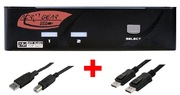 ARP KVM-Switch 1:2 USB, DisplayPort