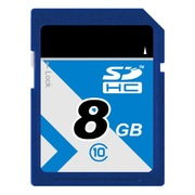 Pretec SDHC Card Class 10, 8 GB