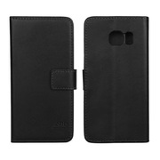 ARP Galaxy S6 edge Wallet Case Schwarz