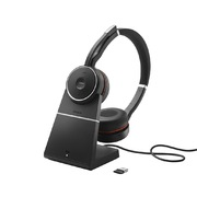 Jabra Evolve 75 MS Headset + Ladestation