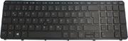 HP ZBook B/L Tastatur GER