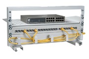 LWL Mini Netzwerkständer 4HE