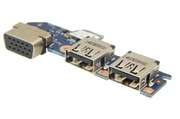 HP EliteBook VGA/USB Board