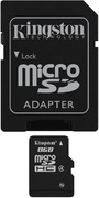 Kingston 8 GB Class 4 microSDHC