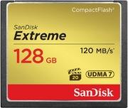SanDisk Extreme 128 GB CF Karte
