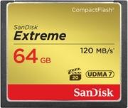 SanDisk Extreme 64 GB CF Karte