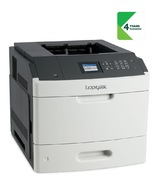 Lexmark MS818dn Drucker + 4Y Garantie