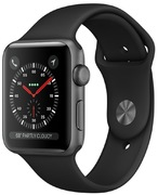 Apple Watch S3 Alu 38 mm GPS Space Grau
